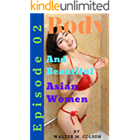 Body and beautiful asian women episode 02 book cover