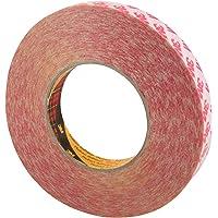 3M 9088 dubbelzijdig plakband van PET, sterk klevend, keuze uit verschillende breedtes / 3 mm x 50 m