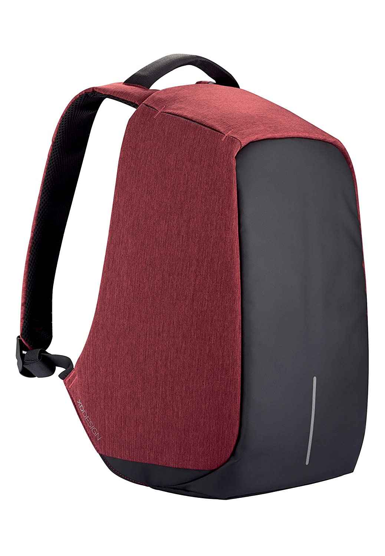 XD Design Bobby Original Anti-Theft Laptop Backpack with USB Port Unisex Bag