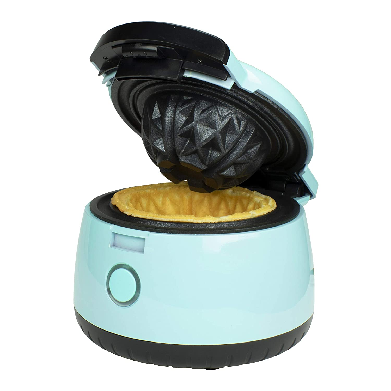 Brentwood TS-1401BL Waffle Bowl Maker, Blue, One Size