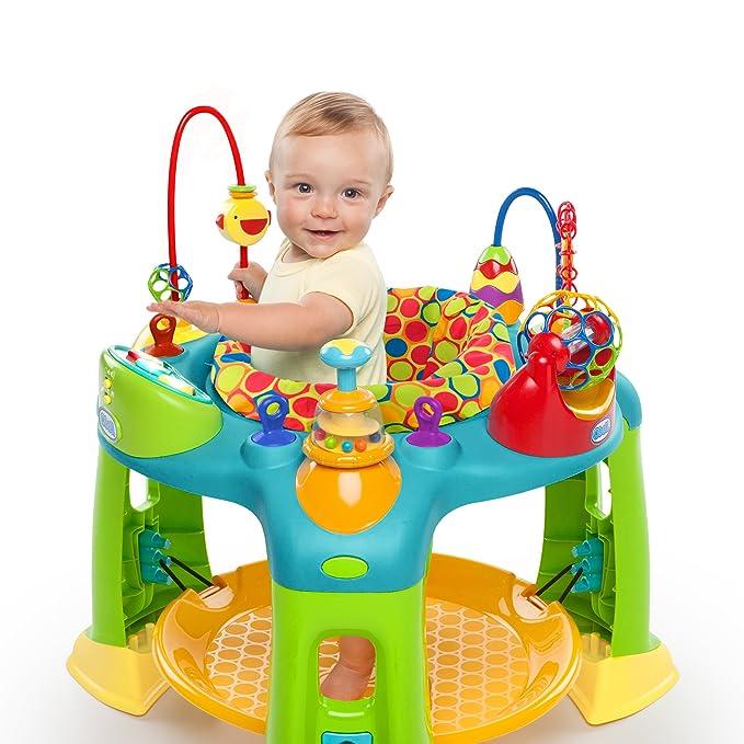 Amazon.com: O Ball Centro de Actividad, bounce-o-bunch: Toys ...