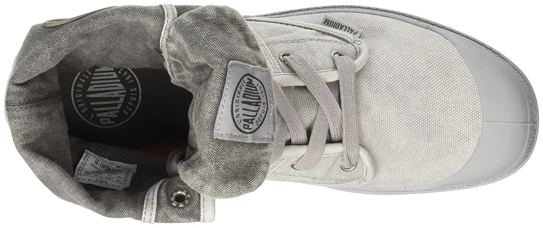 598ee4596fa Palladium Men's Us Baggy W H Hi-Top Trainers: Amazon.co.uk: Shoes & Bags