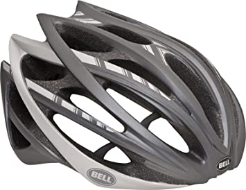 31b0c6ab52077 Bell Gage casco para bicicleta de rayas  Amazon.es  Deportes y aire libre