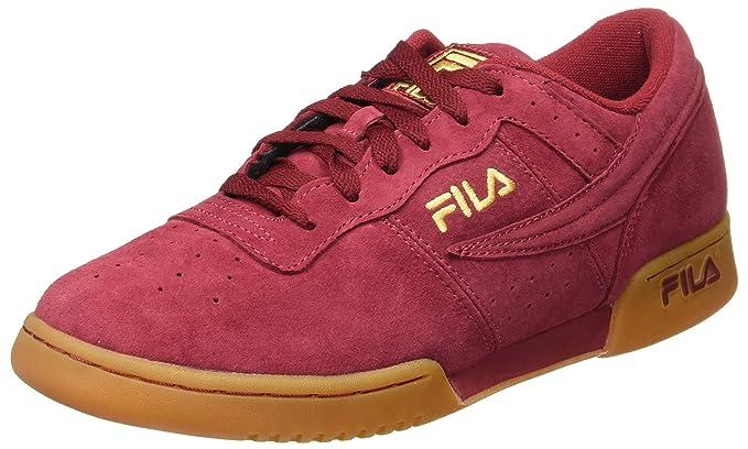 00155c2bc34e Amazon.com  Fila Men s Original Fitness Ripple Sneaker  Clothing