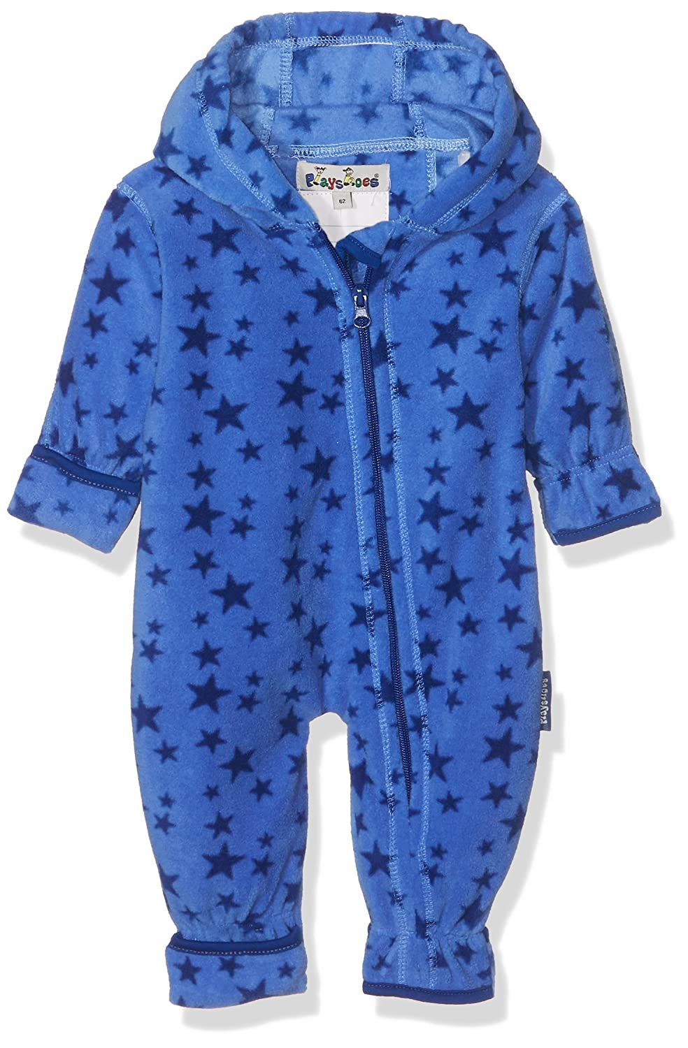 Playshoes Baby Fleece-Overall Sterne Snowsuit 421008