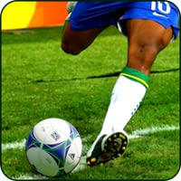 Football Kicks Soccer Penalty Shoots - Soccer Kicks Flick to Shoot