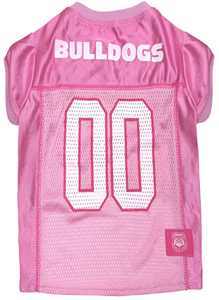 Amazon.com   NCAA Georgia Bulldogs Dog Pink Jersey 4b334cd60