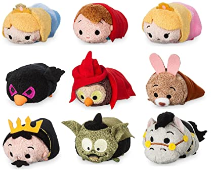 Amazon com: Disney Store Mini Tsum Tsum Sleeping Beauty Princess