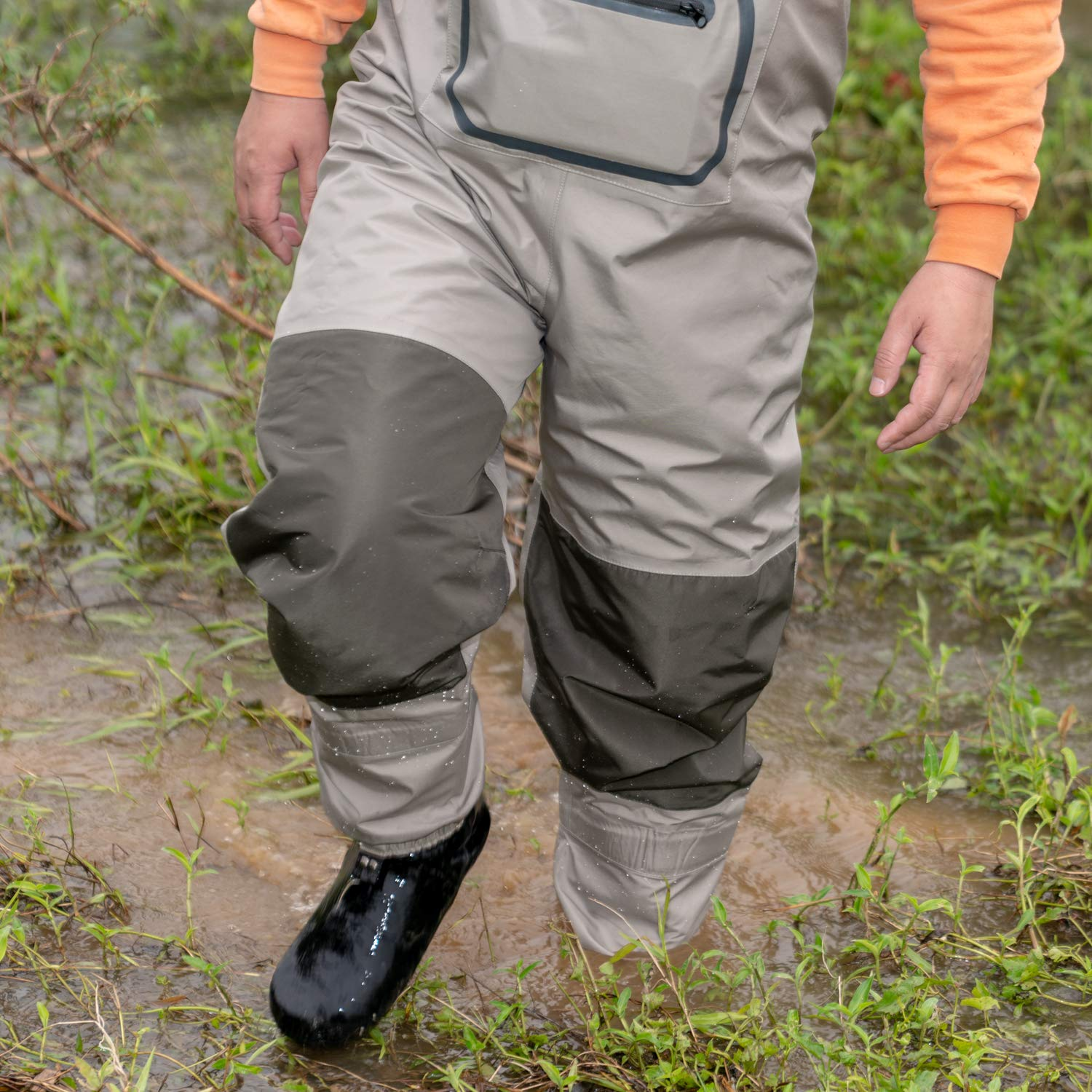1f97b140eb945 Extra Large Fishing Waders For Big Men | For Big & Heavy People