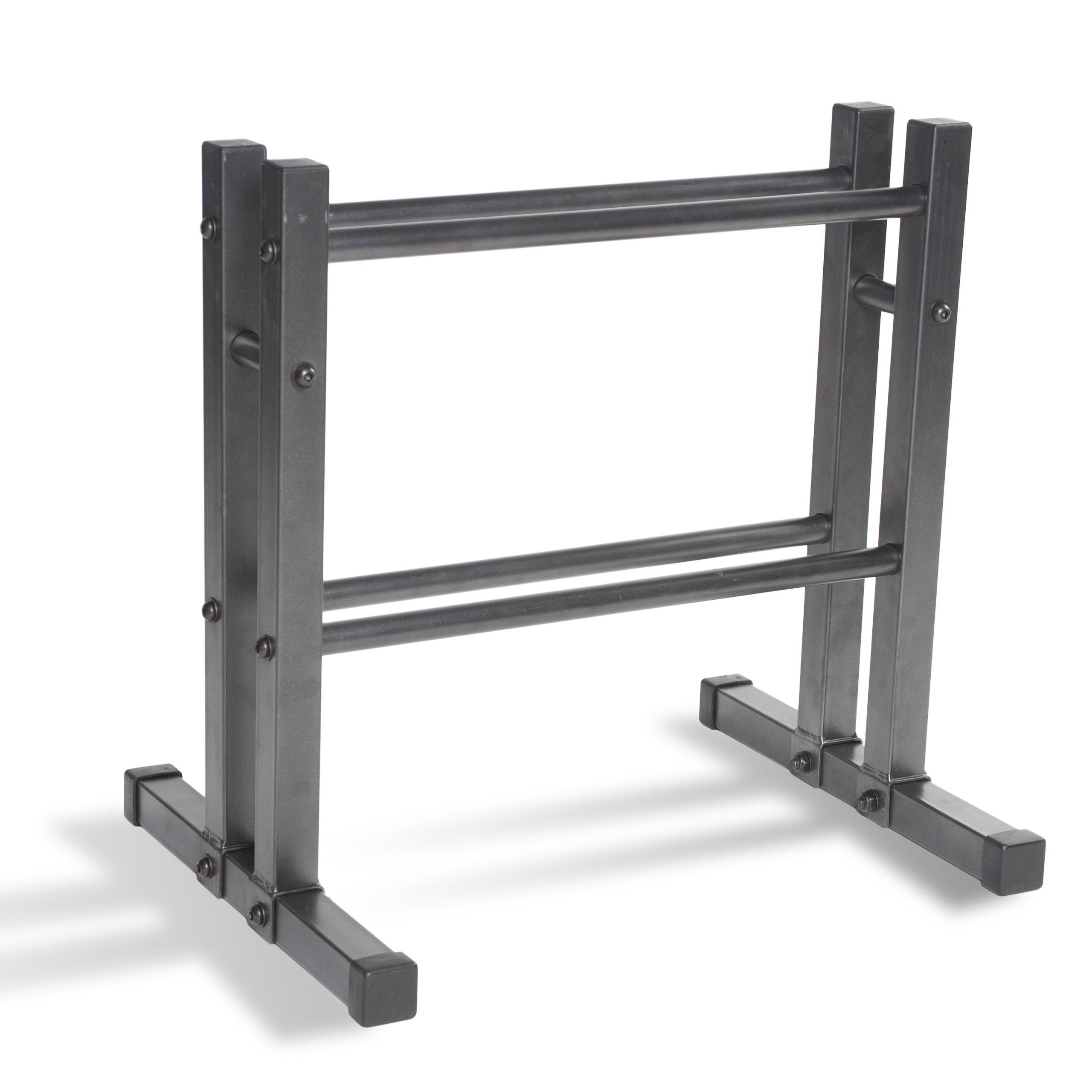 CAP Barbell 24'' Utility Rack for Dumbbells, Medicine Balls and Kettlebells by CAP Barbell