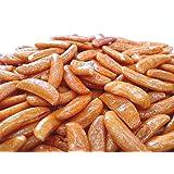 黒田屋 柿の種 500g(250g×2袋入) 国産米使用 (※柿の種のみです。ピーナッツは入っておりません) 新潟工場製造品 保存に便利なチャック式袋