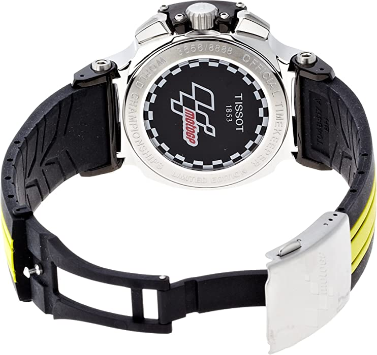 181ece11217 Amazon.com  Tissot T Race Moto GP Chronograph Mens Watch ...