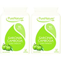 180 Garcinia Cambogia 1500mg Daily Triple Strength Slimming Pills with Essential Potassium & Calcium for Rapid Absorption & No Stimulants|100% Quality Assured Money Back Gaurantee| Safe UK Made 5 STAR Rated | Suitable for Vegetarians & Vegans+ FREE Fast Start Diet Plan | Full 2 Month Supply | FREE UK DELIVERY