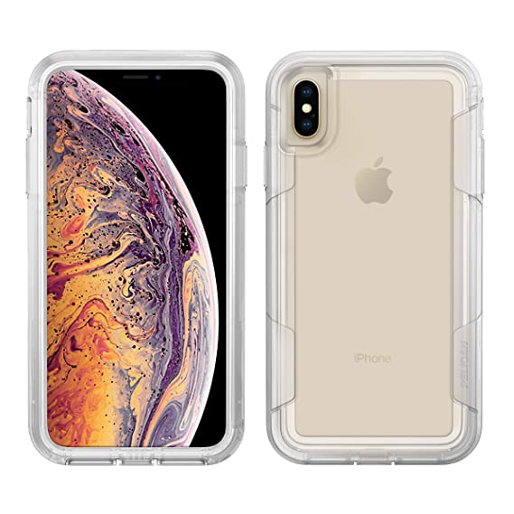 new concept cd954 74796 Pelican Voyager iPhone XS Max Case (Clear)