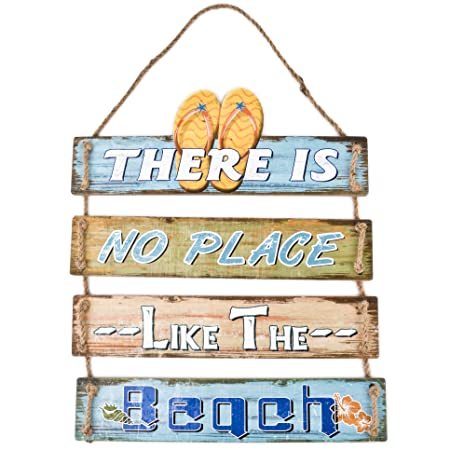 Dadeldo Living & Lifestyle Pared Cartel Beach Place Diseño ...