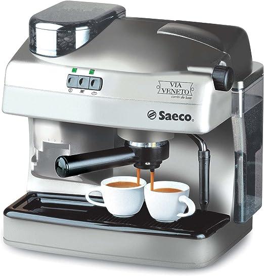 Saeco - Cafetera Espresso Ri934701, 2 Tazas, Silver: Amazon.es: Hogar