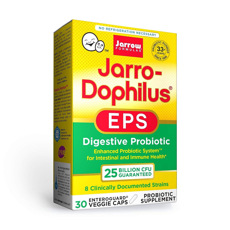 Jarrow Formulas Jarro-Dophilus EPS Regular discount Health Supports Bombing free shipping Intestinal
