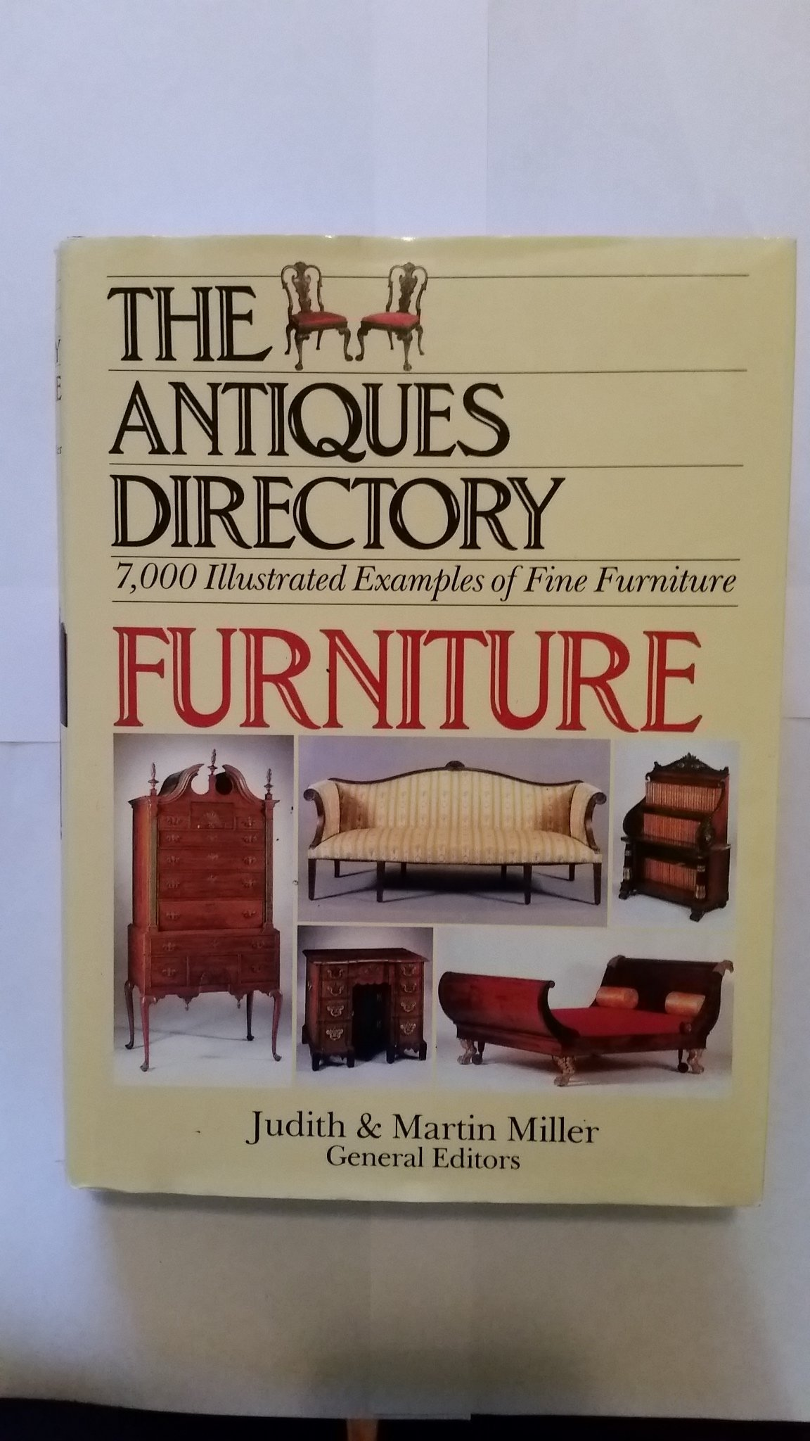 The Antiques Directory: Furniture: Judith Miller, Martin Miller:  9780517141182: Amazon.com: Books - The Antiques Directory: Furniture: Judith Miller, Martin Miller