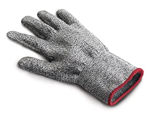 Browne Foodservice Cuisipro Cut Resistant Glove, Gray (747329)