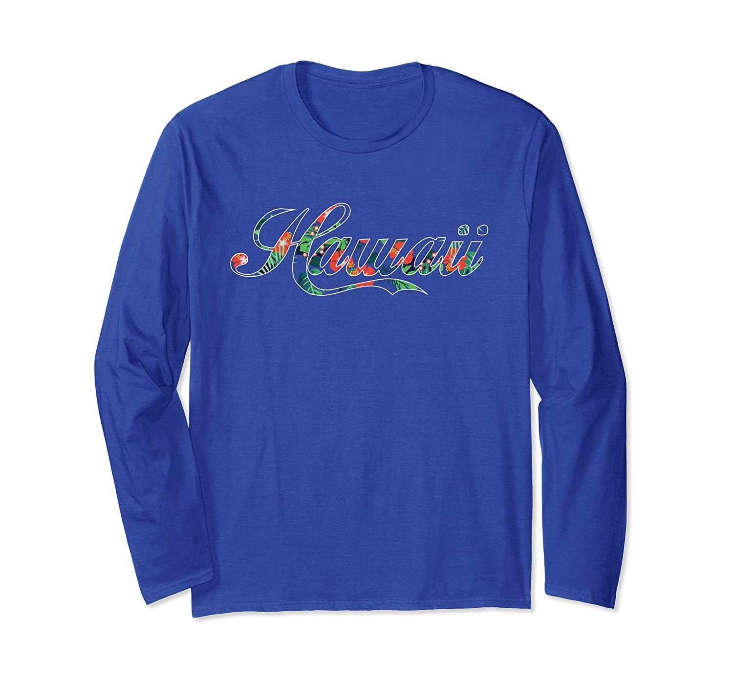 Hawaii Longsleeve Shirt-TH