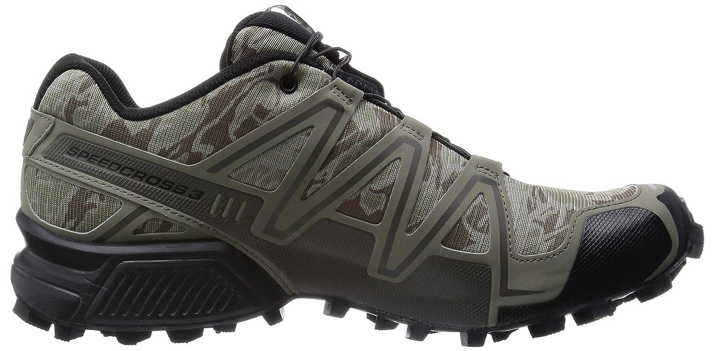 12c8803540df salomon speedcross 3 shoes camo dark titanium