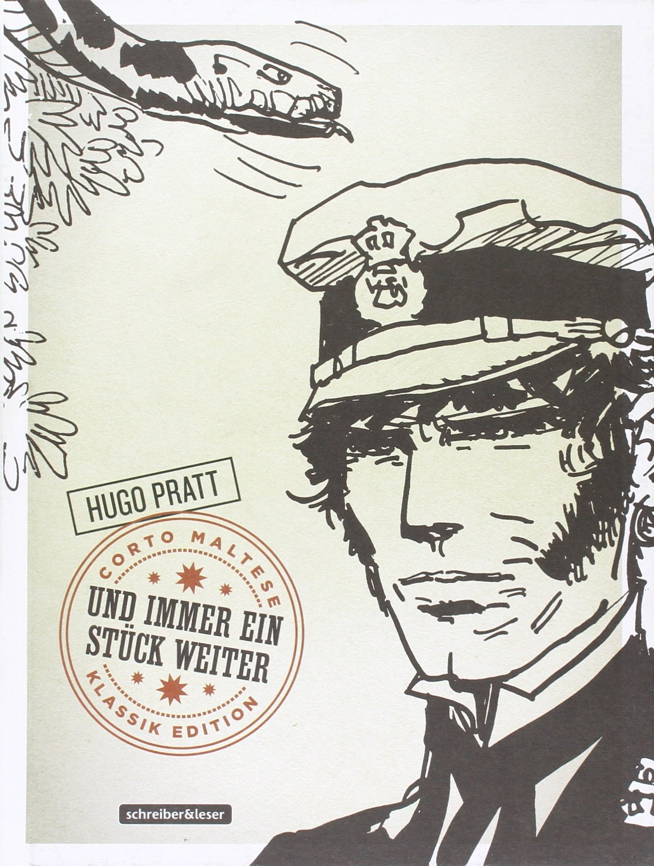 Corto Maltese: 3. Und immer ein Stück weiter (Klassik-Edition in Schwarz-Weiß)