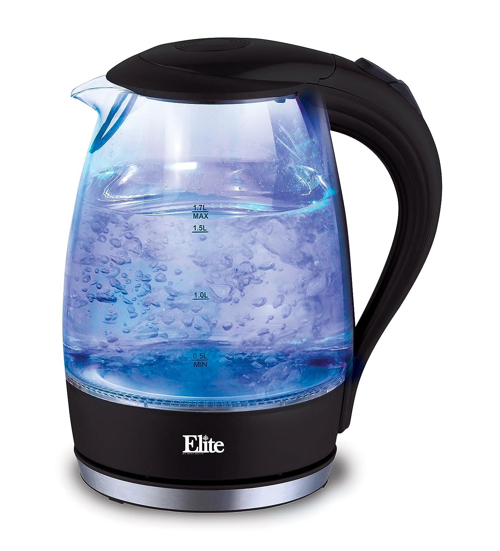 Maxi-Matic EKT-300 Tea Kettles 1.7 L Black