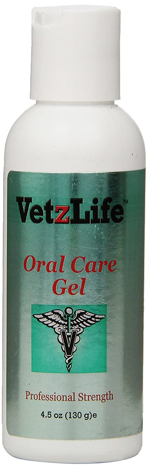 Petzlife Products VetzLife Oral Gel for Pets, 4.5-Ounce, Mint