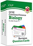 New 9-1 GCSE Combined Science: Biology AQA Revision Question Cards (CGP GCSE Combined Science 9-1 Revision)