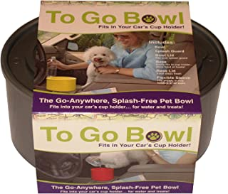 product image for Furry Travelers to Go Pet Bowl