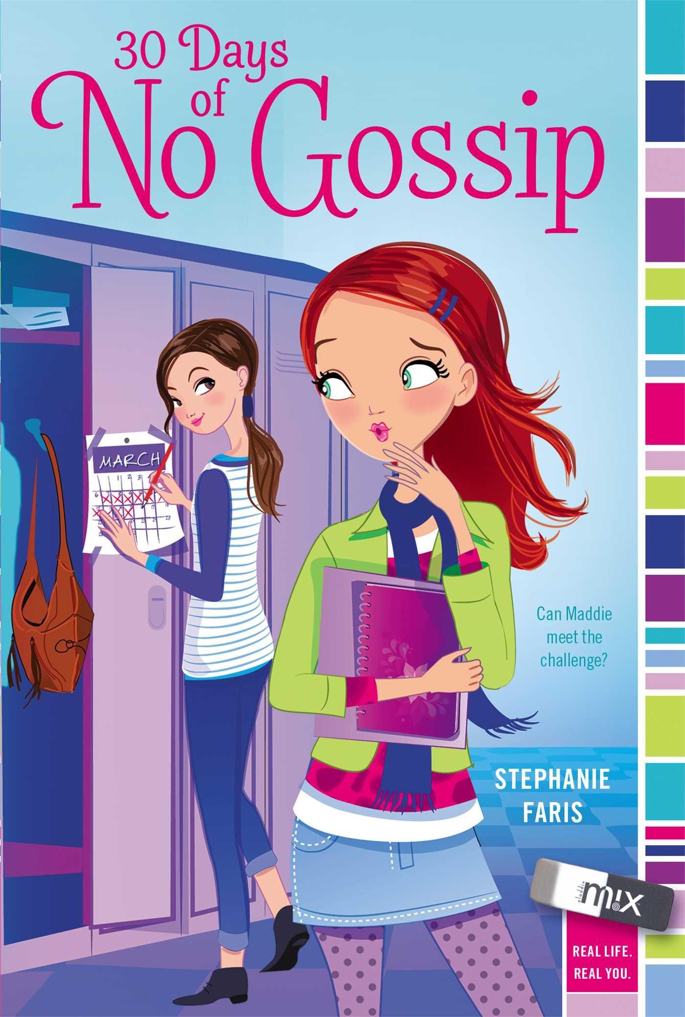 30 Days of No Gossip (mix) pdf