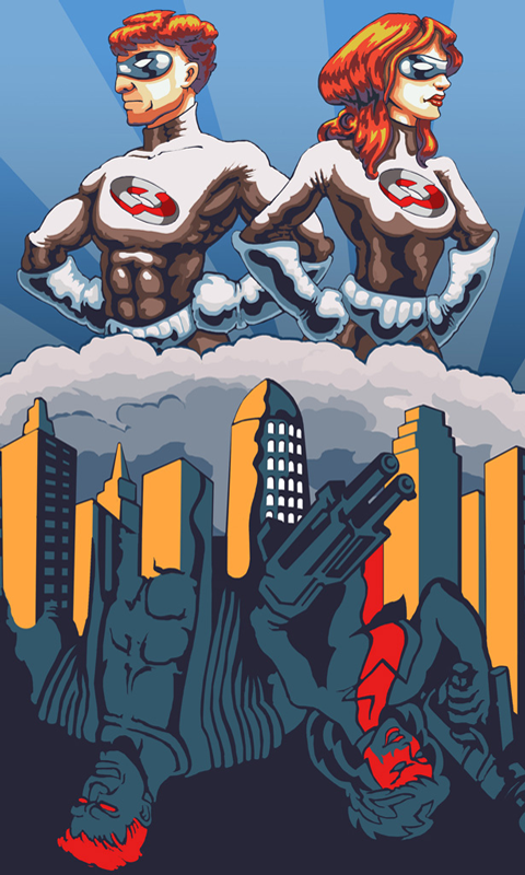 Heroes Rise