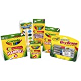 Crayola 04-0051 Back To School Pack Grades 3-5 Toy