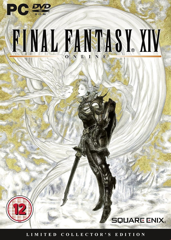 Final Fantasy XIV - Collectors Edition (PC DVD): Amazon co