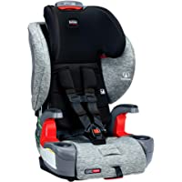 Britax Grow with You ClickTight Harness-2-Booster Car Seat, Spark - Premium, Soft Knit Fabric - 2 Layer Impact…