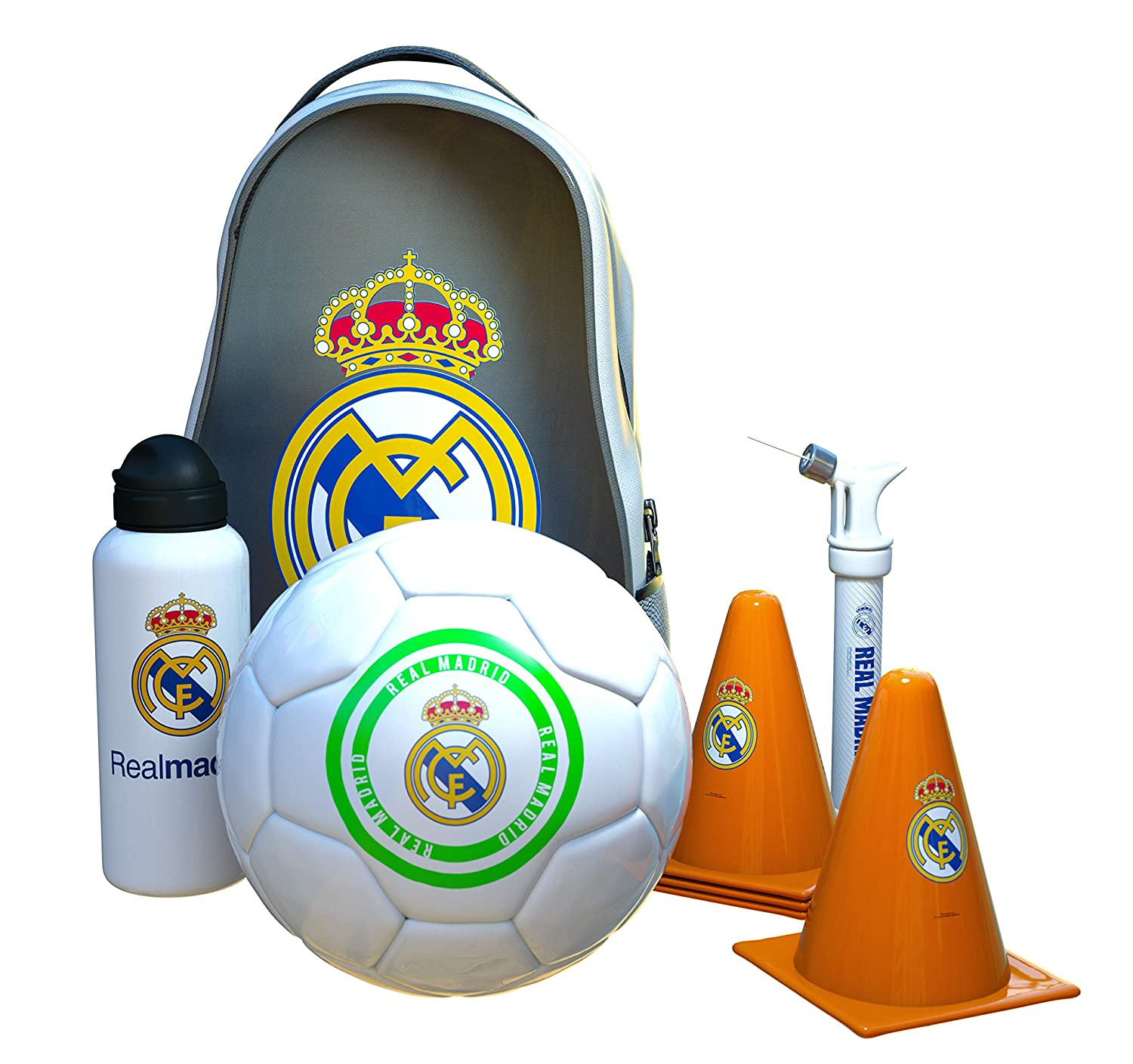 Real Madrid Kit de entreno: Amazon.es: Deportes y aire libre