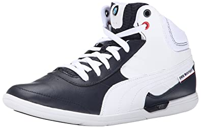 7cce92d3efd2 PUMA Men s BMW MS MCH Mid Motorsport Shoe