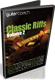 Guitar Riffs Volume 2: Learn & Master 14 Popular Guitar Riffs - Includes Detailed Step By Step Video Lessons with Full Tabs & Backing Tracks