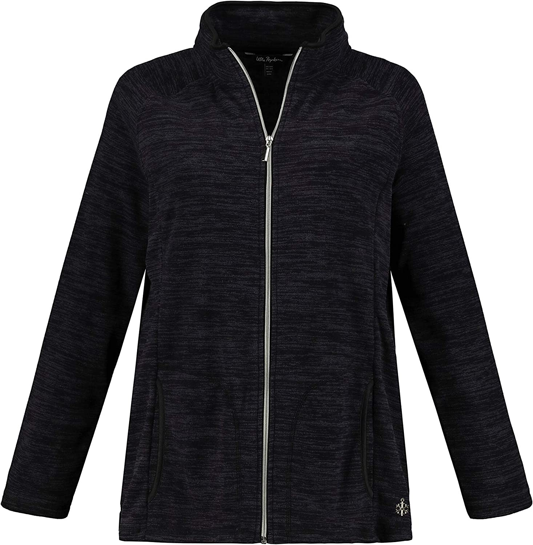 Ulla Popken Womens Fleecejacke fleece jacket
