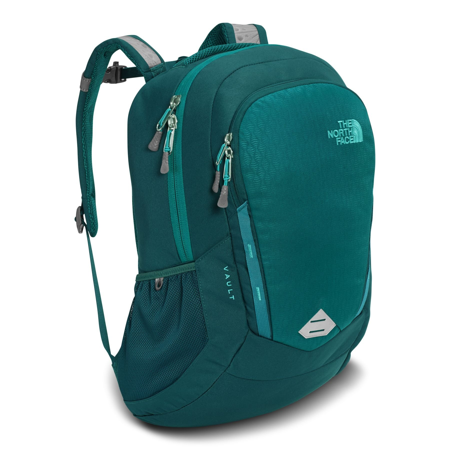 51f0ddc21 The North Face Women's Vault Backpack - Harbor Blue Emboss & Atlantic Deep  Blue - OS (Past Season)