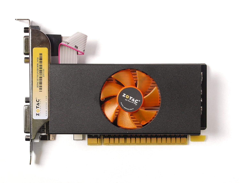 Amazon.com: Zotac NVIDIA GeForce GT 730 Tarjeta Gráfica 2 GB ...