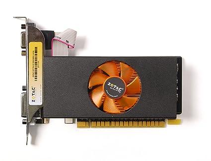 Zotac ZT-71101-10L GeForce GT 730 2GB GDDR5 - Tarjeta gráfica (GeForce GT 730, 2 GB, GDDR5, 64 bit, 2560 x 1600 Pixeles, PCI Express 2.0)