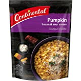 CONTINENTAL Gourmet Risotto (Side Dish)| Pumpkin with Bacon & Sour Cream, 115g