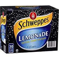 Schweppes Lemonade, 30 x 375mL