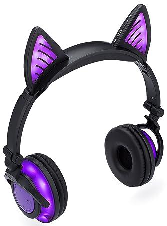 soundbeast inalámbrica Bluetooth auriculares de diadema de orejas de ...