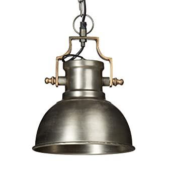 relaxdays 10019224 lampe suspension luminaire style industriel hxlxp 130 x 21 x 21 cm abat - Suspension Luminaire Style Industriel