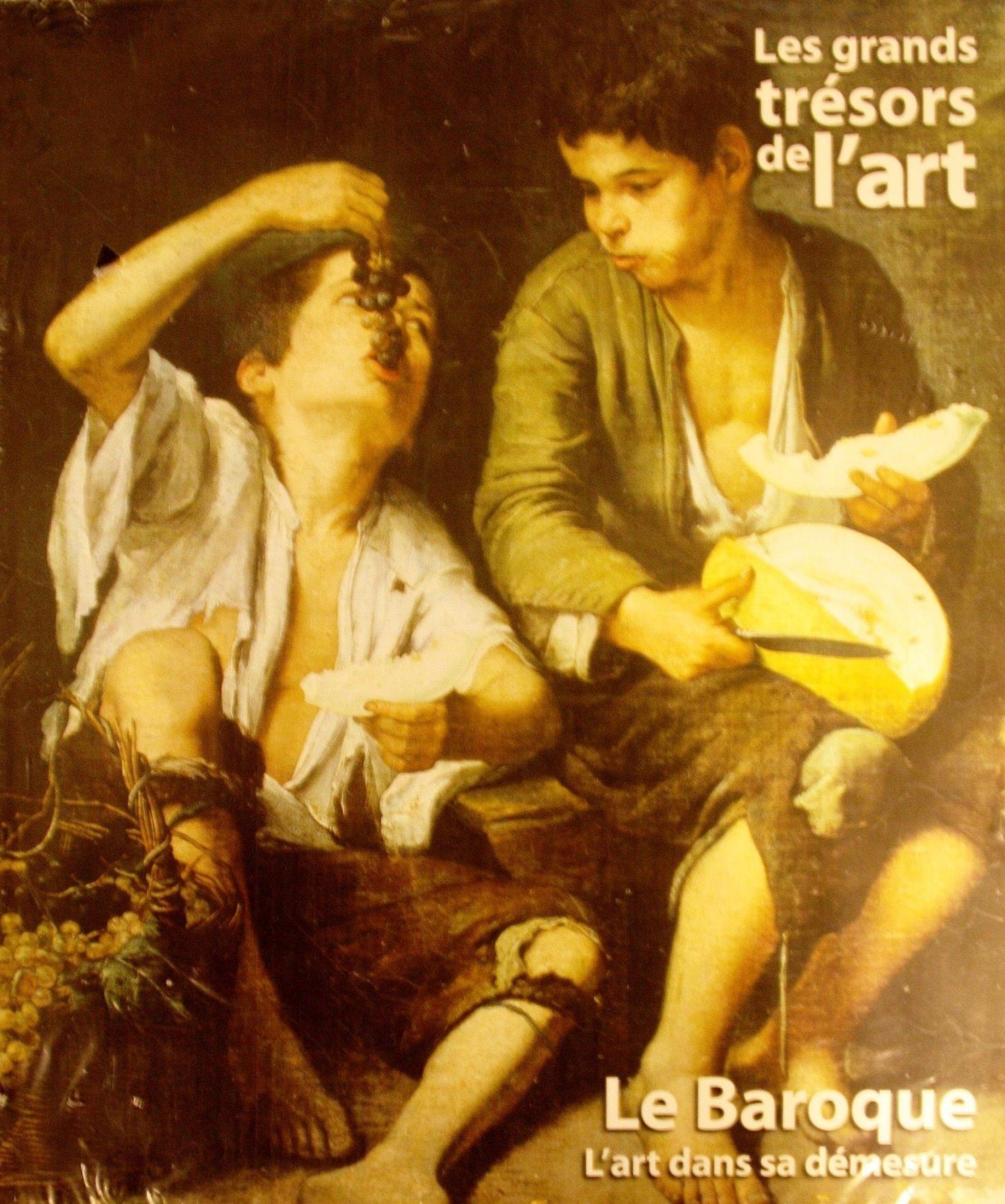 Le baroque, L'art dans sa démesure pdf epub