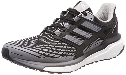 buy popular df18f fdbcc adidas Mens Energy Boost Training Shoes, (Core Black ThreeGrey Two),