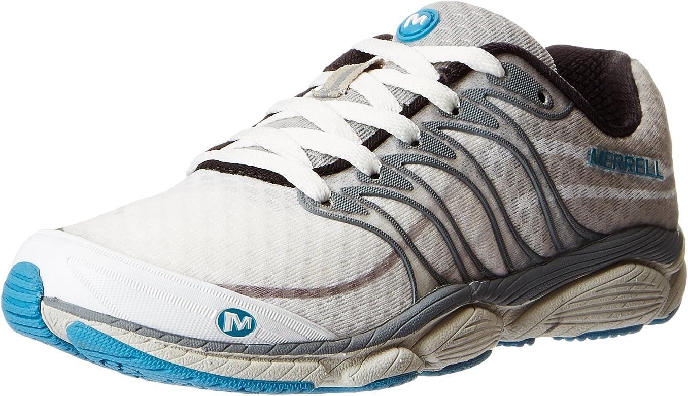 Zapatillas de trail running para mujer All Out Flash, Blanco, 6 M US: Amazon.es: Zapatos y complementos