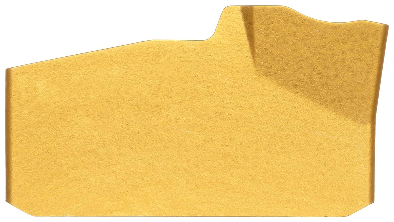 60 Insert Seat Size 5E Chipbreaker 0.0079 Corner Radius Pack of 10 GC235 Grade 1 Cutting Edge Sandvik Coromant Q-Cut 151.2 Carbide Parting Insert Multi-Layer Coating N151.2-600-5E